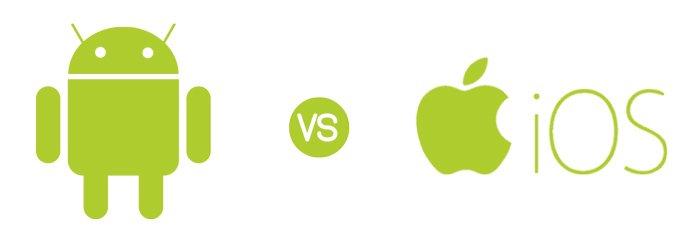 Android vai iOS mobiiliin