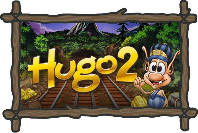 Hugo 2 kolikkopeli