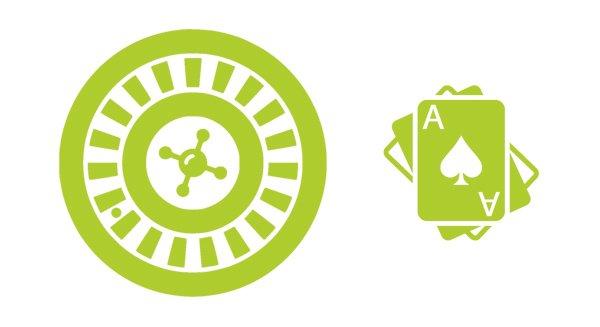 Live-casinoiden pelivalikoimat
