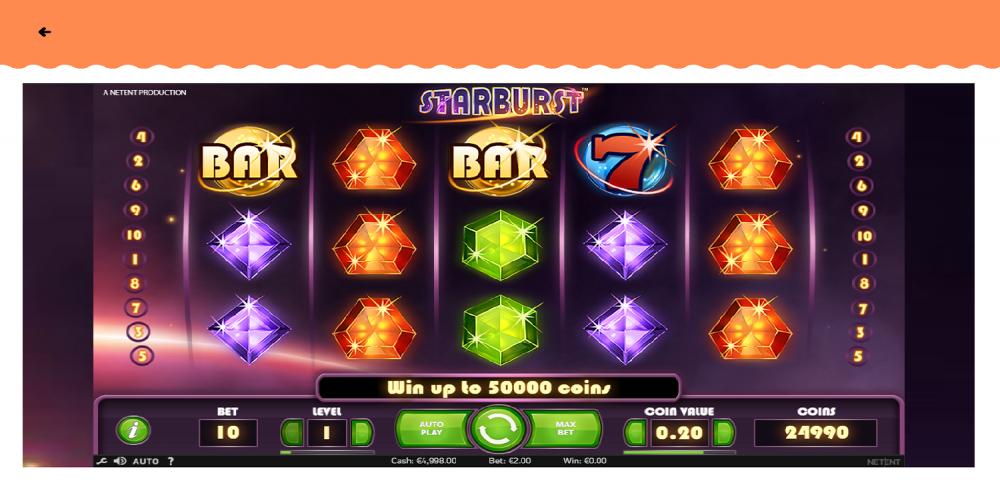 videoslots casino starburst freispiele