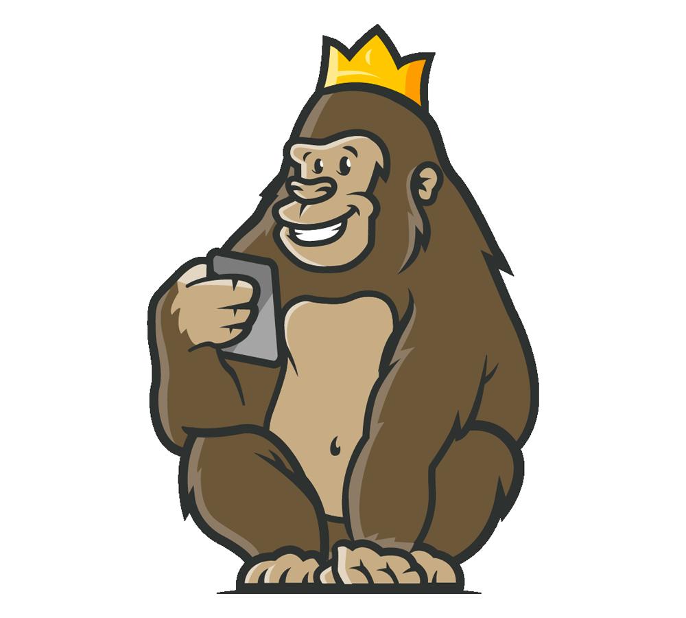 Casino Gorilla graphic