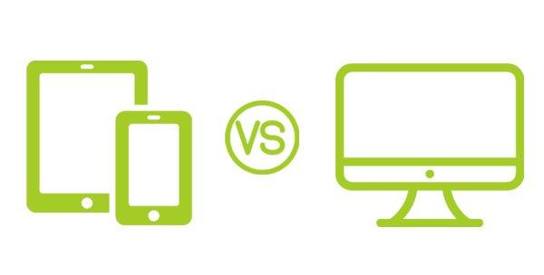mobile casinos online desktop vs mobile