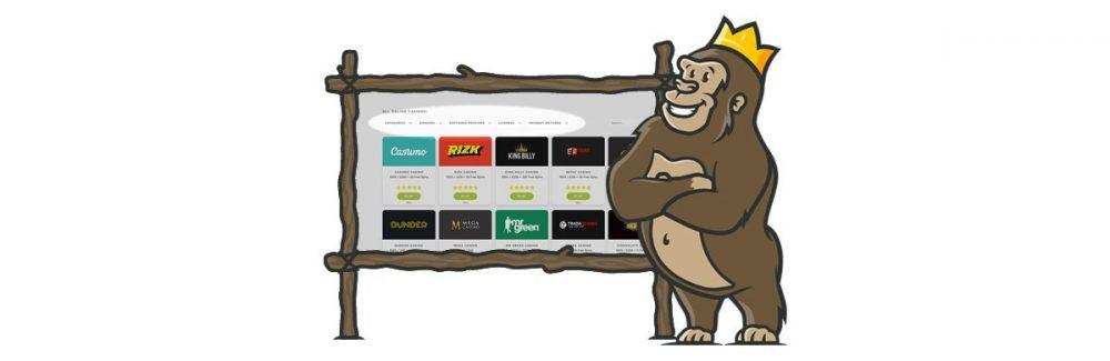 online casinos suchfunktion