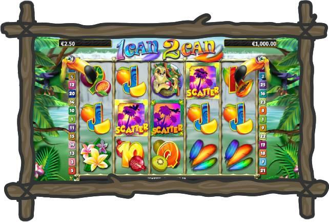 online slots scatter symbol 2