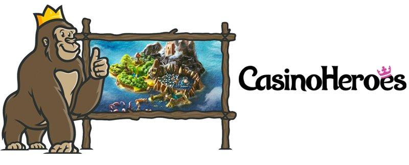 Casino Heroes ja gamification