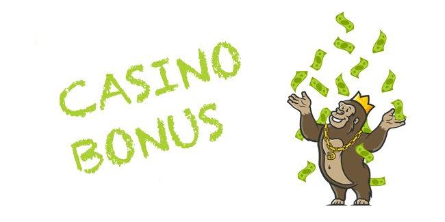 What is a casino bonus