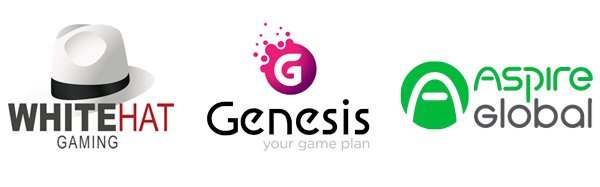 White Hat Gaming, Aspire Global ja Genesis Global