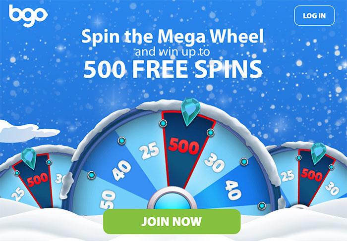 Spin the Mega Wheel
